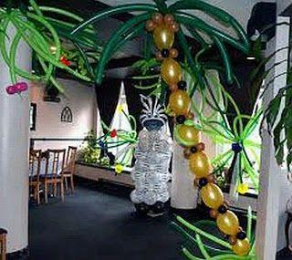 MuyAmeno.com: Fiestas Infantiles, Decoración Animales de la Selva, Safari