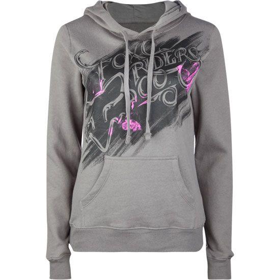 FOX Terrain Womens Hoodie 184300110 | sweatshirts & hoodies | Tillys.com