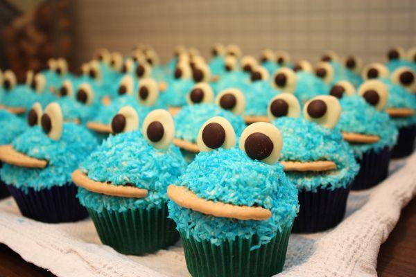 Kakemonster Cupcakes - Step-by-Step (caprifol)