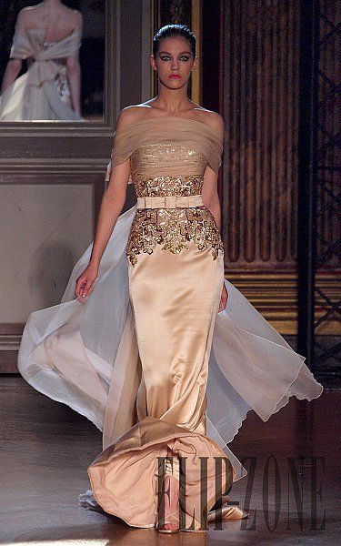Zuhair Fall   air   Zuhair Murad   Murad max Zuhair  Fall shoes Couture and      Murad  Couture