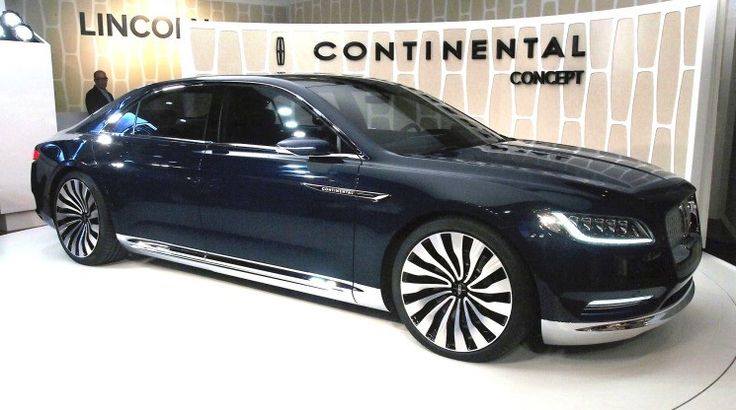 2020 Lincoln Continental Release Date, Redesign and Engine