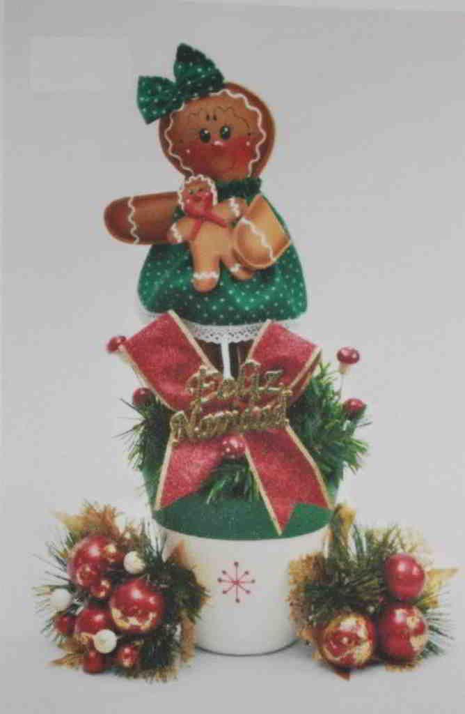 Molde Galletas de gengibre navideñas