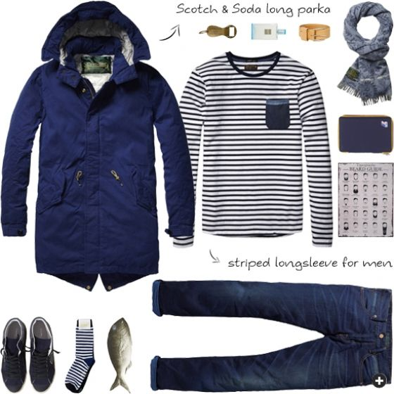 Fall/winter must-haves for men | www.eb-vloed.nl