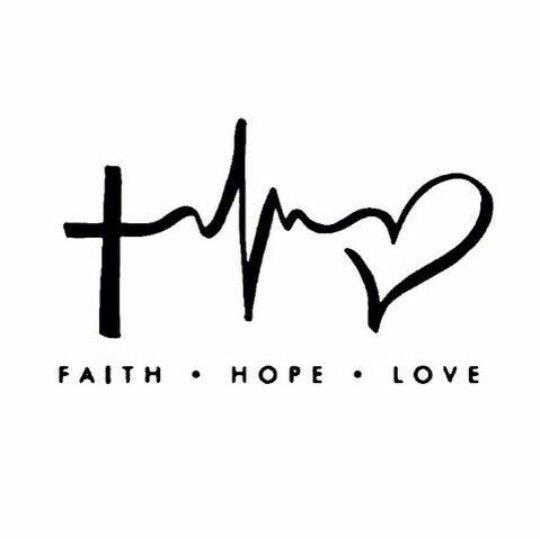 Fe esperanza y amor