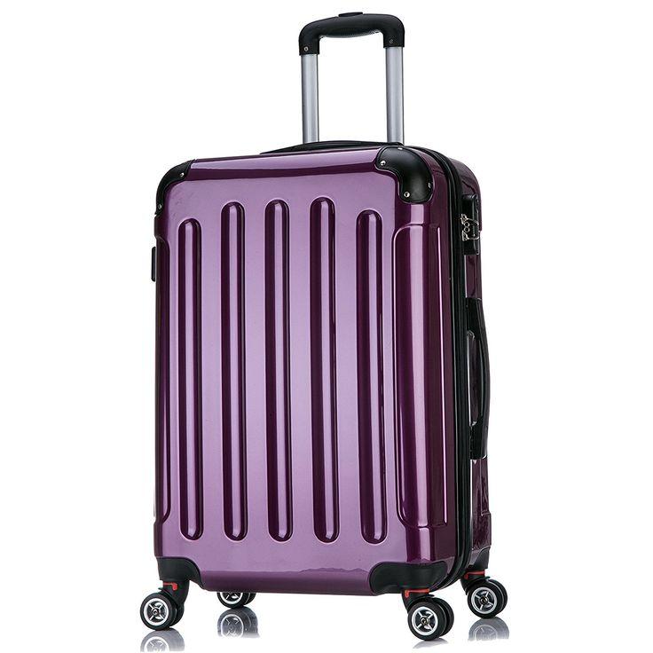 Günstige Koffer Mit 4 Rollen