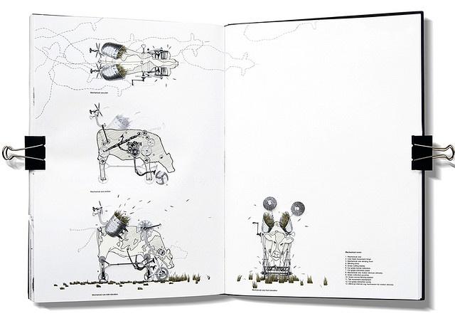 Thomas Hillier. Drawings
