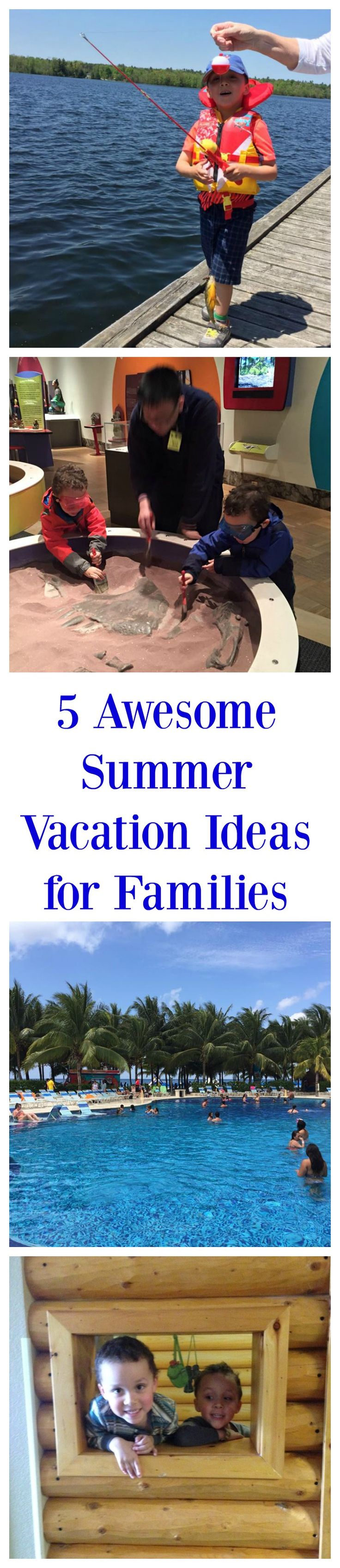5 Awesome Family Summer Vacation Ideas - Family Food And Travel