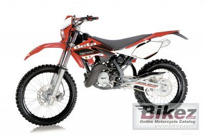Beta RR 50 Enduro Racing euro 2 2008