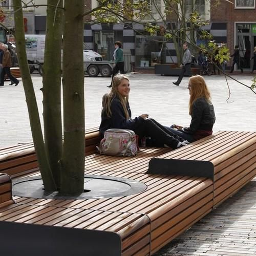 XXL-banken in Leeuwarden, NL. Click image for link to details and visit the slowottawa.ca boards >> https://www.pinterest.com/slowottawa/