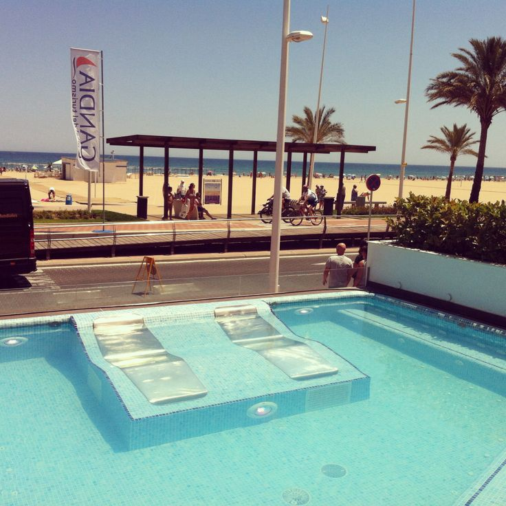 Booked for #MODEstays -  RH Bayren Hotel & Spa y Playa de Gandía #Valencia