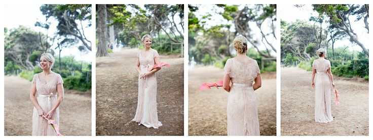 Suzi &  Simm's Lorne Wedding Photographer: Lizzy C Photography Gown: Helen Manuell, Victoria