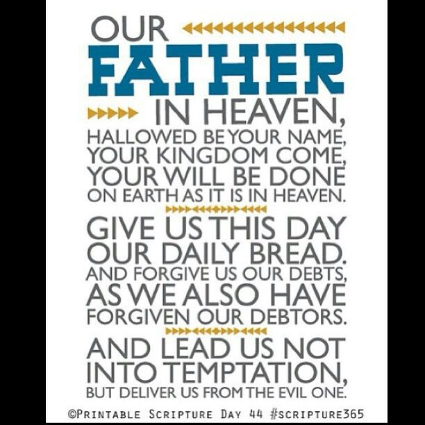 the lord s prayer Andrea bocelli - the lord's prayer (letra e música para ouvir) - our father which art in heaven / hallowed be thy name / thy kingdom come thy will be done.
