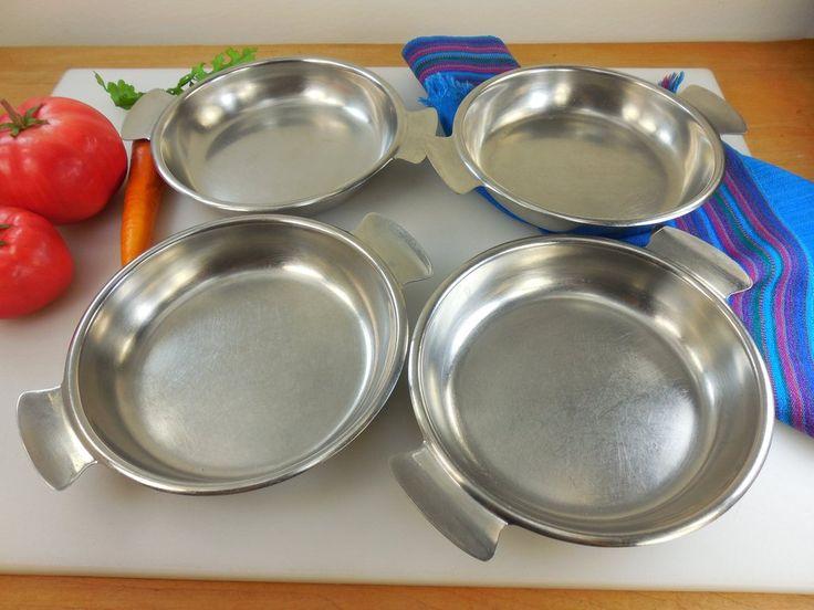 64 Best Vintage Stainless Steel Fry Pan Skillets Cookware