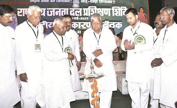 Simultaneous polls 'conspiracy' to finish regional parties: Lalu Prasad Yadav