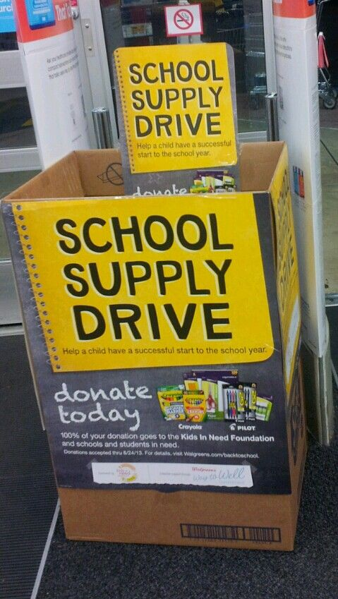 As my do something new each week for a year project, I dropped school supplies into the School Supply Drive box located at my local Walgreens.  100% of my donation went to the Children in Need Foundation.  I hope I can encourage you guys to do the same.  The Bic pack of pens were free at Walgreens with your coupon from last Sundays paper:) week 29
