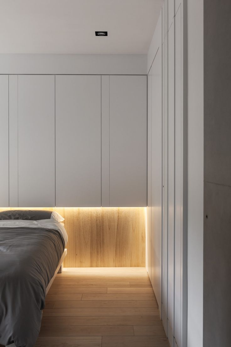 Light under the furniture