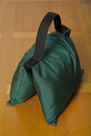 Sand bag pattern
