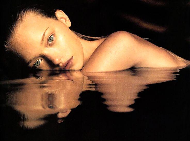 The Quiet Front - Home - Gemma Ward by MarioSorrenti