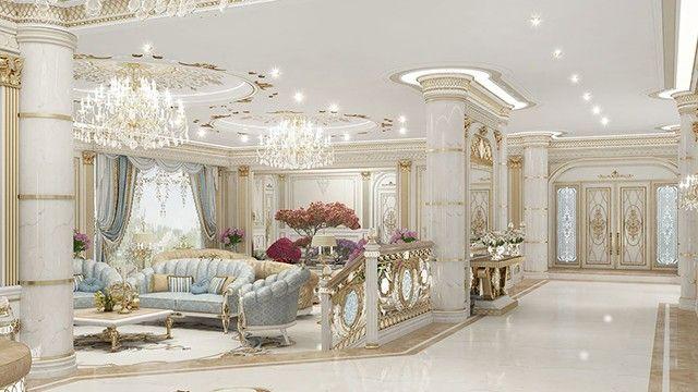 Bespoke Villa Interior Design In Dubai By Luxury Antonovich Design