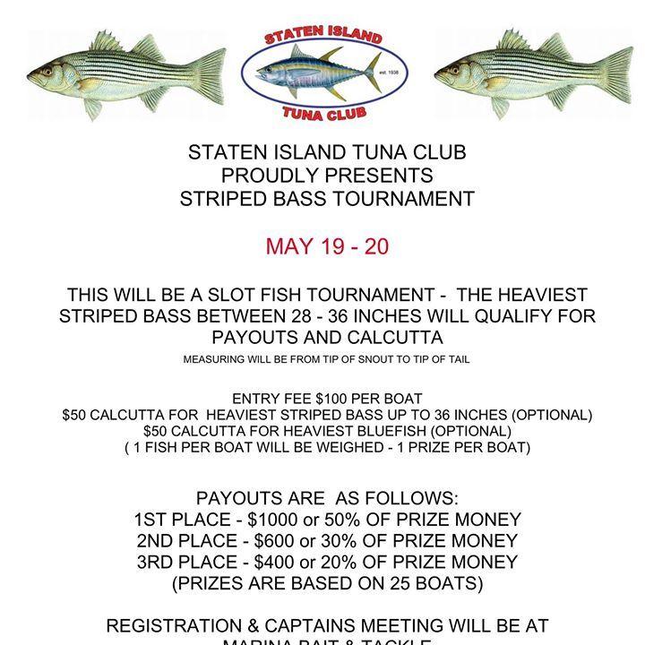 2017 Spring Bass Tournament - https://northeast.skifflife.com/95278/2017-spring-bass-tournament/