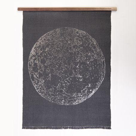 Carla Grbac weaving / screenprint