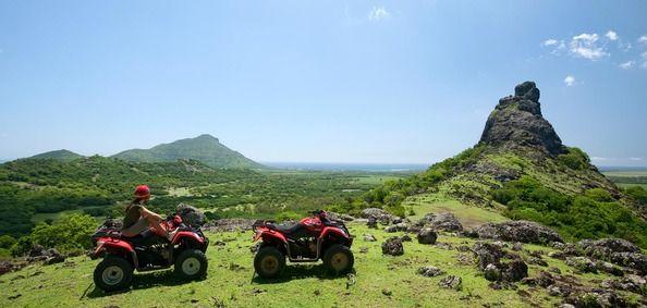 Kør ATV i smukke omgivelser