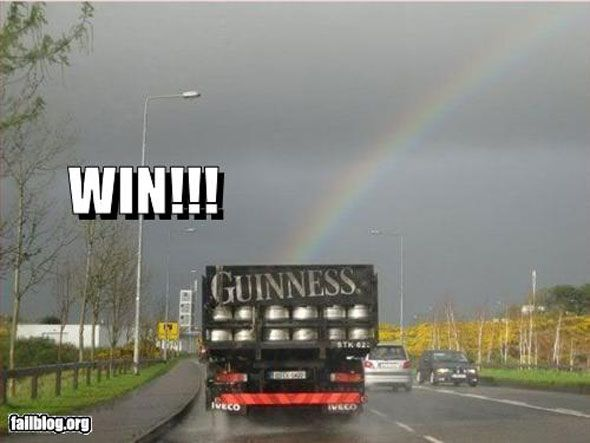 the REAL treasure at the end of the rainbow ... XD