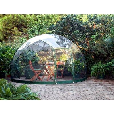 Trädgårds Igloo Lux Grön