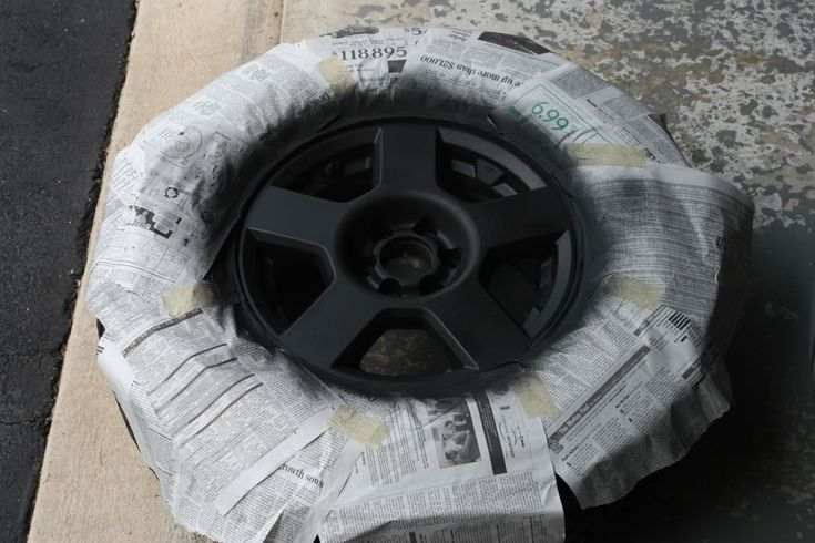 "How-to: ""Stealth Rims"" Thread - Second Generation Nissan Xterra Forums (2005+)"