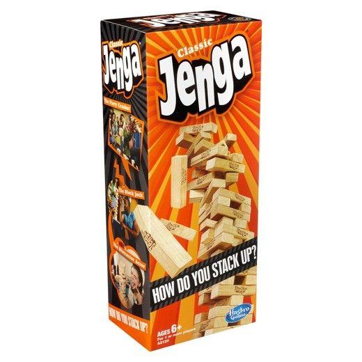 54--Classic Jenga Game : Target