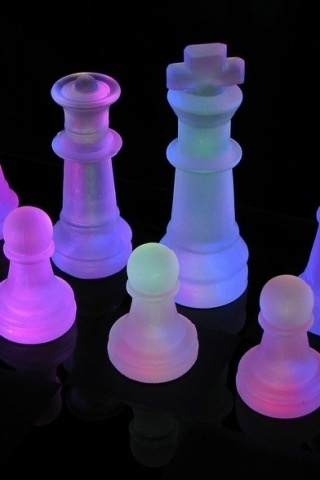 Illuminated Chess