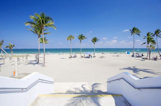 Try These 10 Things in Fort Lauderdale, Florida: Hit the Beach!