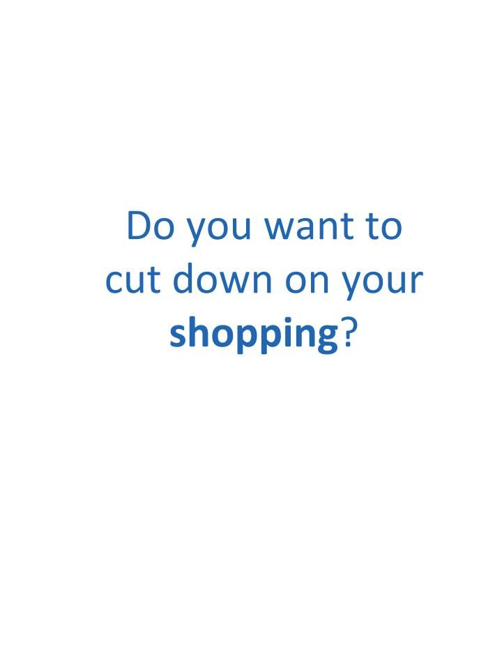 Are you interested in reducing your shopping, but find it difficult to do?  If you are over 18, interested in reducing your consumption, and not diagnosed with an addiction/hoarding/compulsive buying disorder, we would love to have you join!  The intervention is run on a free smartphone app, which will ping you daily for one week. The intake questionnaire takes about 10-15 minutes, and the daily intervention takes under 5 minutes! Disclaimer: this is an academic-oriented study. Our main…