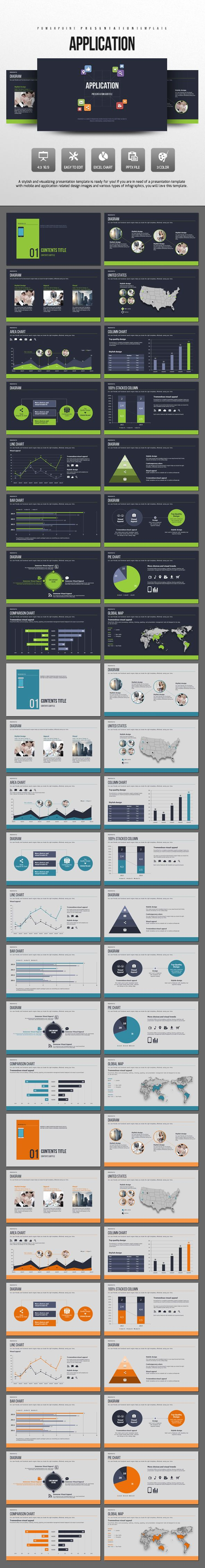 Application (PowerPoint Templates)