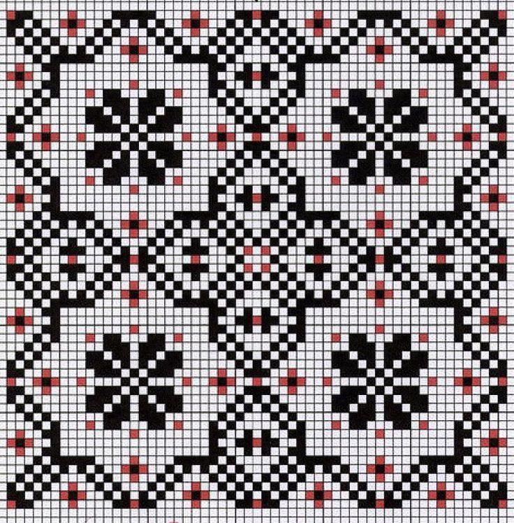 Cross Stitch Patterns: biscornu