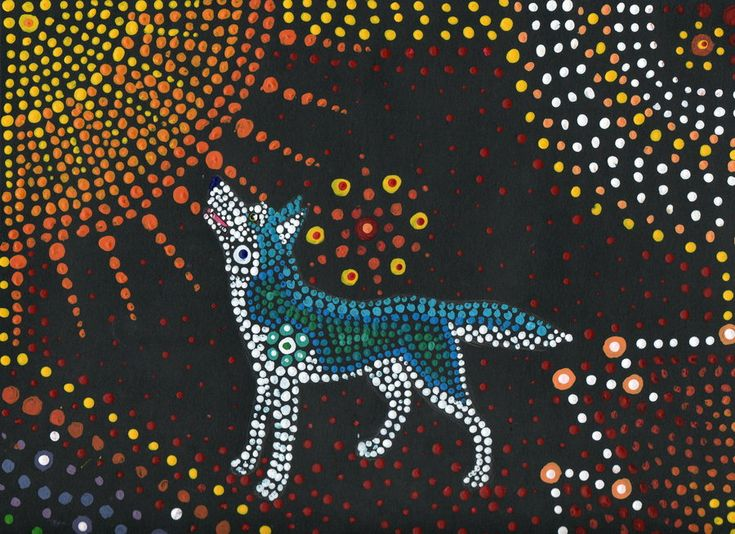 Dot painting | Karoline Art – Dot paintings