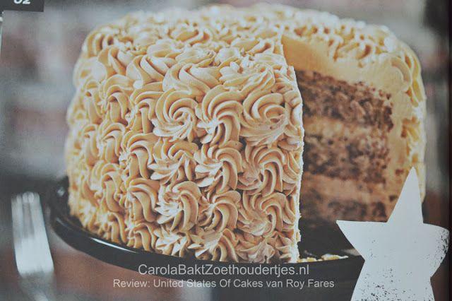 United States of Cakes van Roy Fares - Carola Bakt Zoethoudertjes
