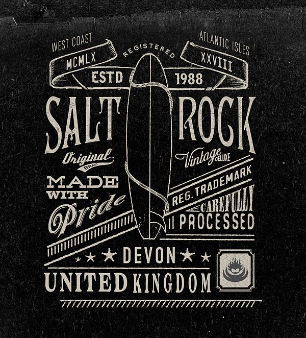 Vintage graphics No.2 by Neil Beech http://www.inspirefirst.com/2013/02/18/vintage-graphics-no2-neil-beech/