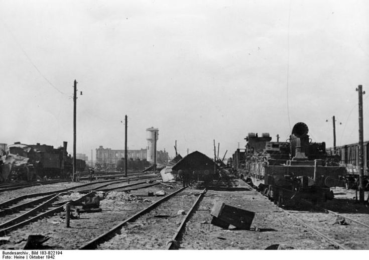 A Battle Of Aerial Mobility Battered rail s...