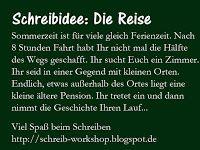 Schreibidee / writing prompt: Die Reise ins Ungewisse http://schreib-workshop.blogspot.de/2015/07/schreibaufgabe-nr-86-die-reise-ins.html