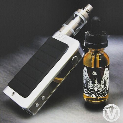 "evcigarettes: ""Vape Setup Of The Day! Atty: Zephyrus Sub-Ohm Tank by UD Mod: iPV4 100W Box Mod E-juice: Arise by The Cloud Company Good vibes & good vapes! #ecig #vape #vapelife #vapelove #igvapers #instagood #vapestagram #arise #thecloudcompany..."