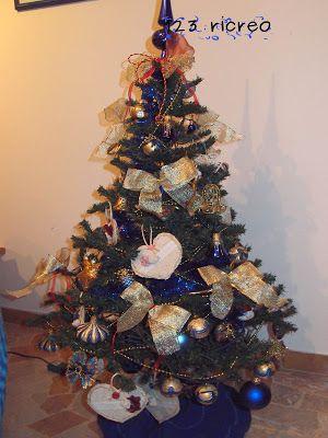 Base per Albero di Natale -  fai da te da 123ricreo  #albero #Natale