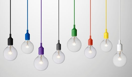 Muuto – E27 Socket Lamp by Mattias Stahlbom   Northern Icon