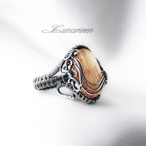 RETRUEEL  by ~LUNARIEEN  Artisan Crafts / Jewelry / Rings