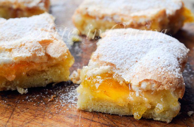 Torta slava crostata morbidissima con marmellata, facile, veloce, dolce da…