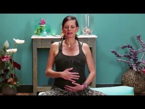 Yoga für Schwangere mit Nicole Bongartz | Yoga in der Schwangerschaft | Schwangeren-Yoga - YouTube