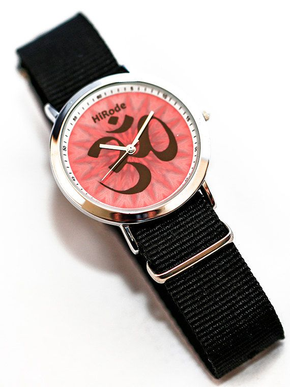Om Watch - The hirode Etsy