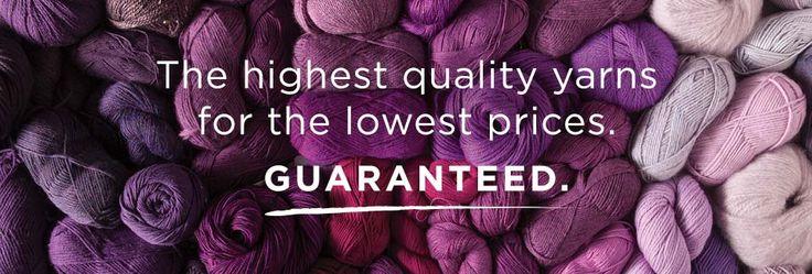 Low Price Gurantee- Knitpicks.com