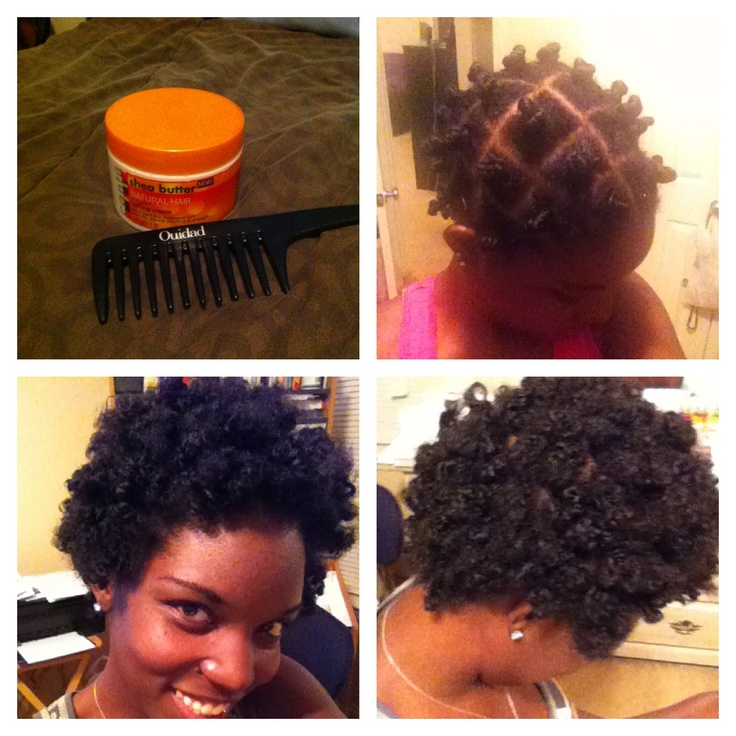 Best Products For Natural Hair Blow Out