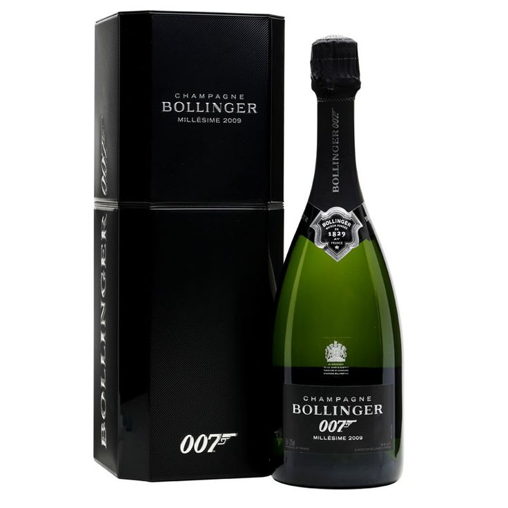 007's favourite Champagne house has dedicated a batch of their 2009 to the special agent, and it's just as sophisticated as you'd expect.